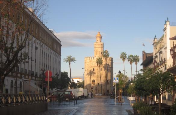 Sevilla tapas Spanje Toro del Oro