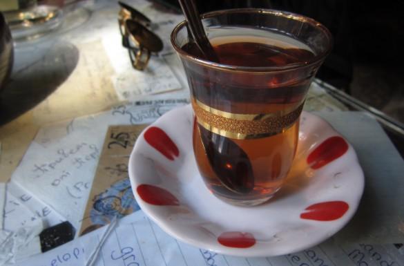 Museum van de Onschuld Istanbul Cukurcuma hippe wijk Orhan Pamuk Turkije stedentrip Turkse thee