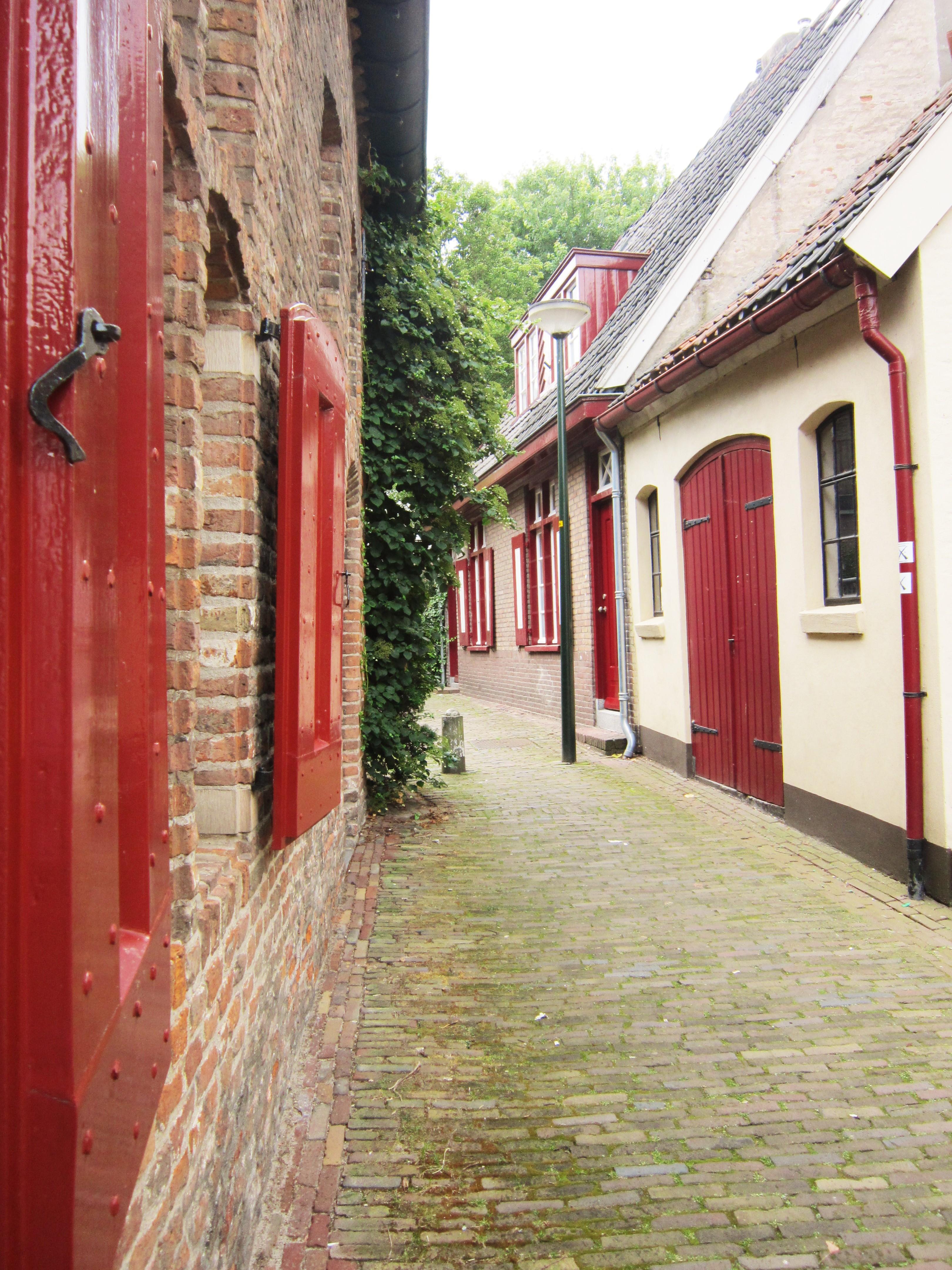 Doesburg bezienswaardigheden stedentrip Nederland dagje weg dagje uit kerk architectuur middeleeuws Hanzestad