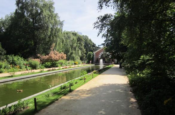 Moskou Rusland Bijzonder Bezienswaardigheid Botanische tuin bloemen zomer citytrip stedentrip rondreis Transsiberië Express
