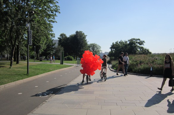 Gorki Park Moskou Rusland zomer vrije tijd citytrip stedentrip ontspannen ontspanning cultuur zon fontein hipster populair