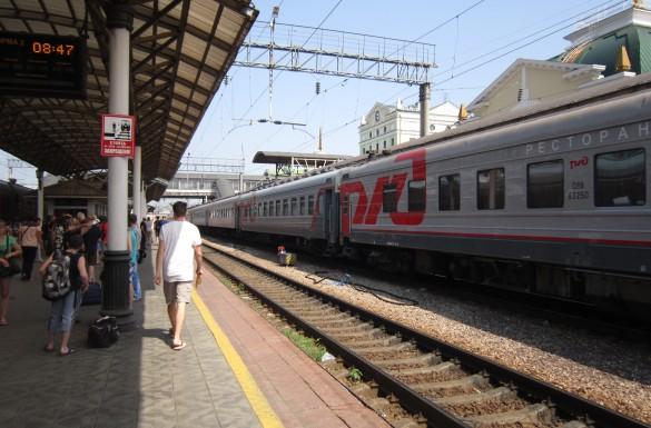 Tips Trans-Siberië Express transsiberie express trein treintips reistips rondreis Rusland Moskou Siberië