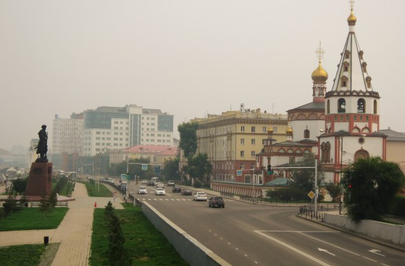 Irkutsk Siberië Transsiberië Express Trans-Siberië Express stedentrip bezienswaardigheden tips