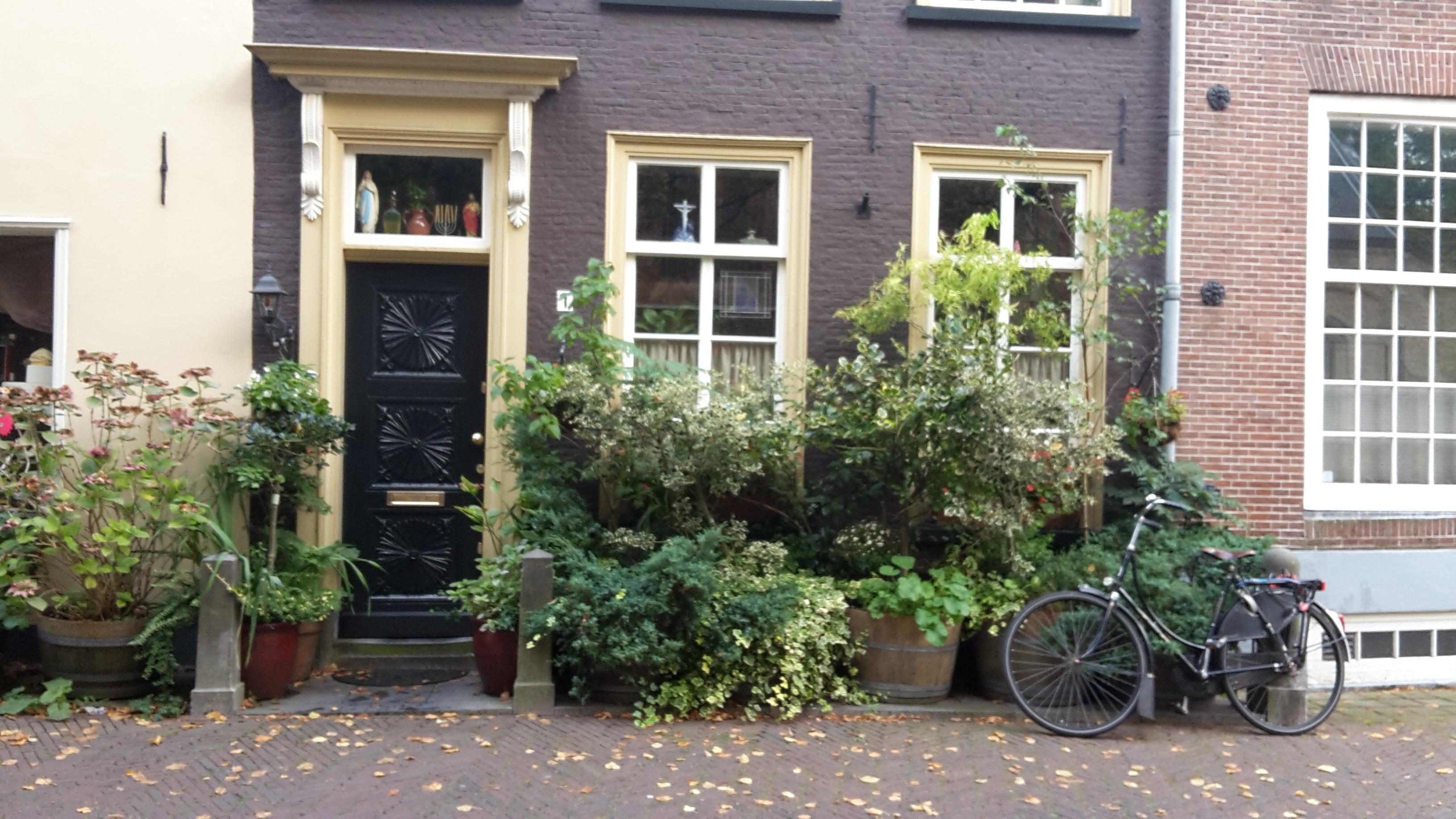 Delft stedentrip Nederland herfst citytrip bezienswaardigheden