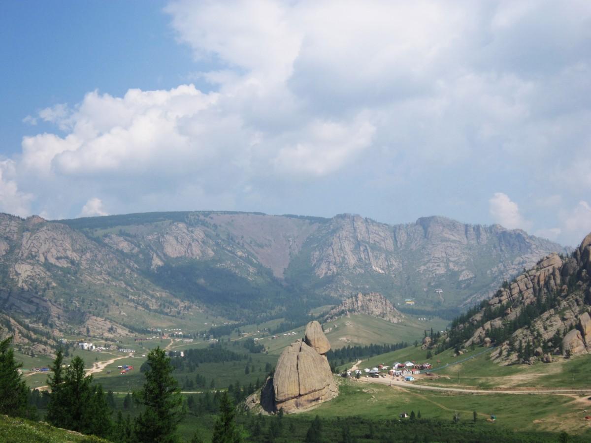 Mongolië natuur nature Terelj National Park hiking bergwandelen verdwalen avontuur adventure