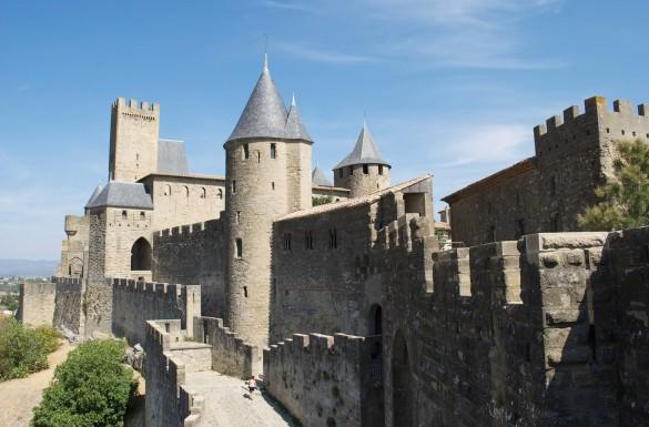 Carcassonne Frankrijk Citytrip Stedentrip Middeleeuws Architectuur Bijzonder Trekpleister