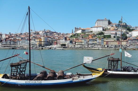 Porto ORMOH Portugal Citytrip Stedentrip Op reis met Zomer Mei