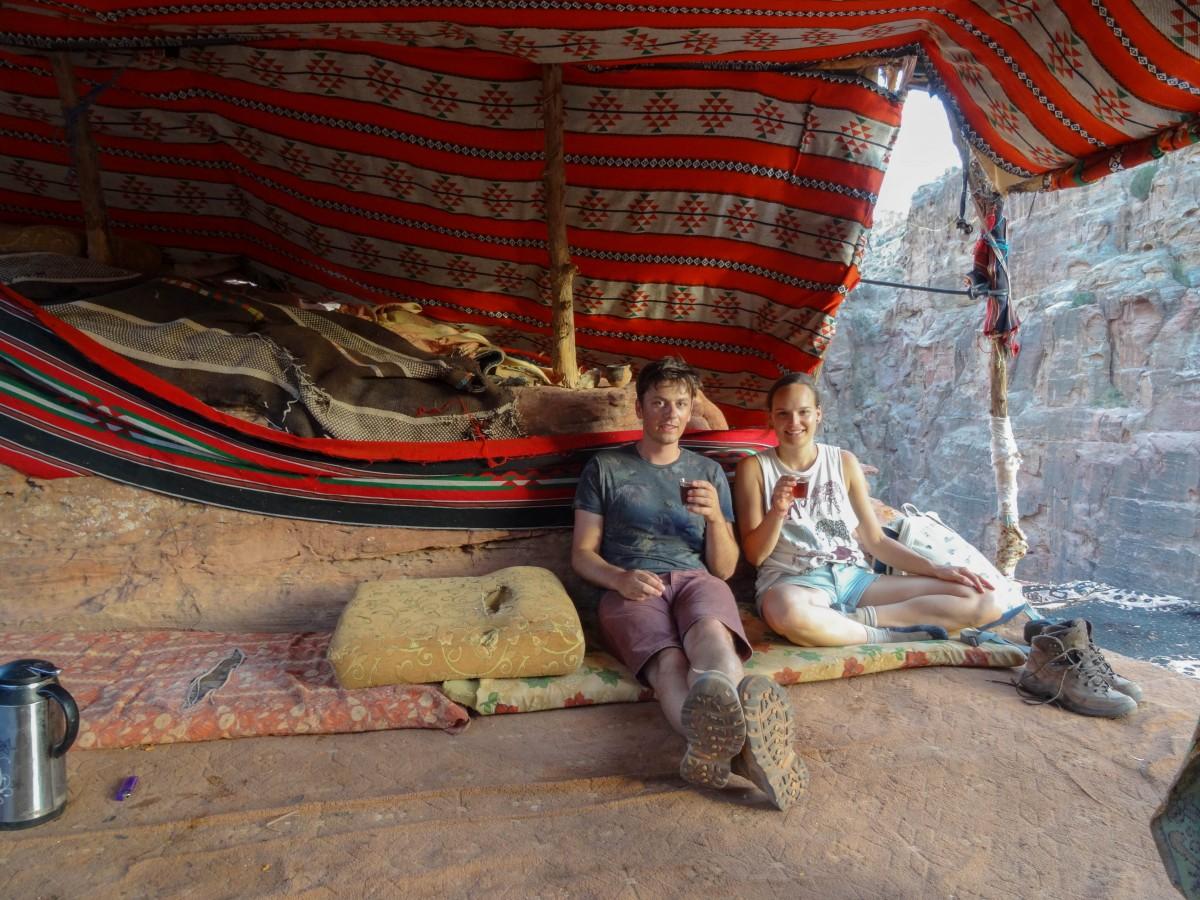 Jordanie ORMOH Op reis met Ellis Wadi Rum Petra