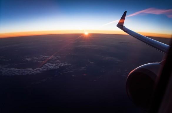 Jetlag tips vliegtuig vliegreis