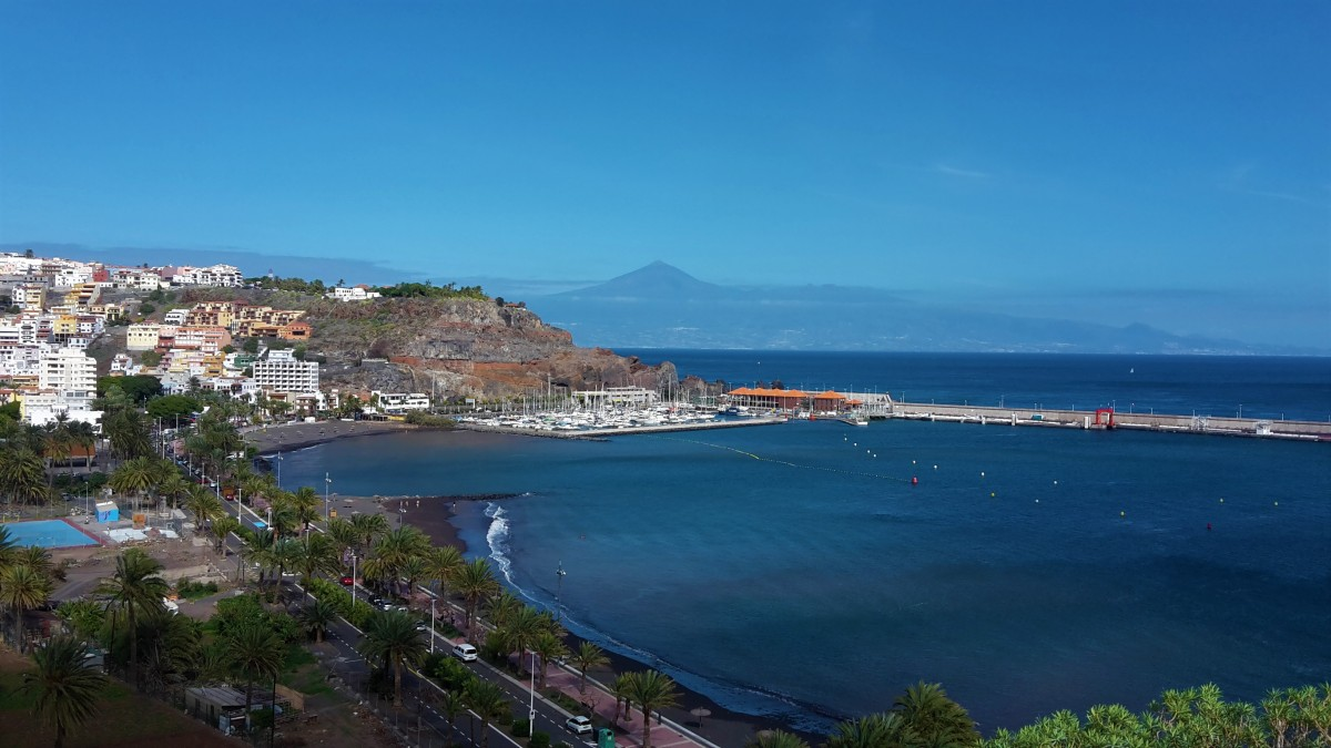 Canarische Eilanden Canary Isles La Gomera San Sebastian Valle Gran Rey Wandelen Hiken Sterren Stars Avontuur Adventure Natuur Nature