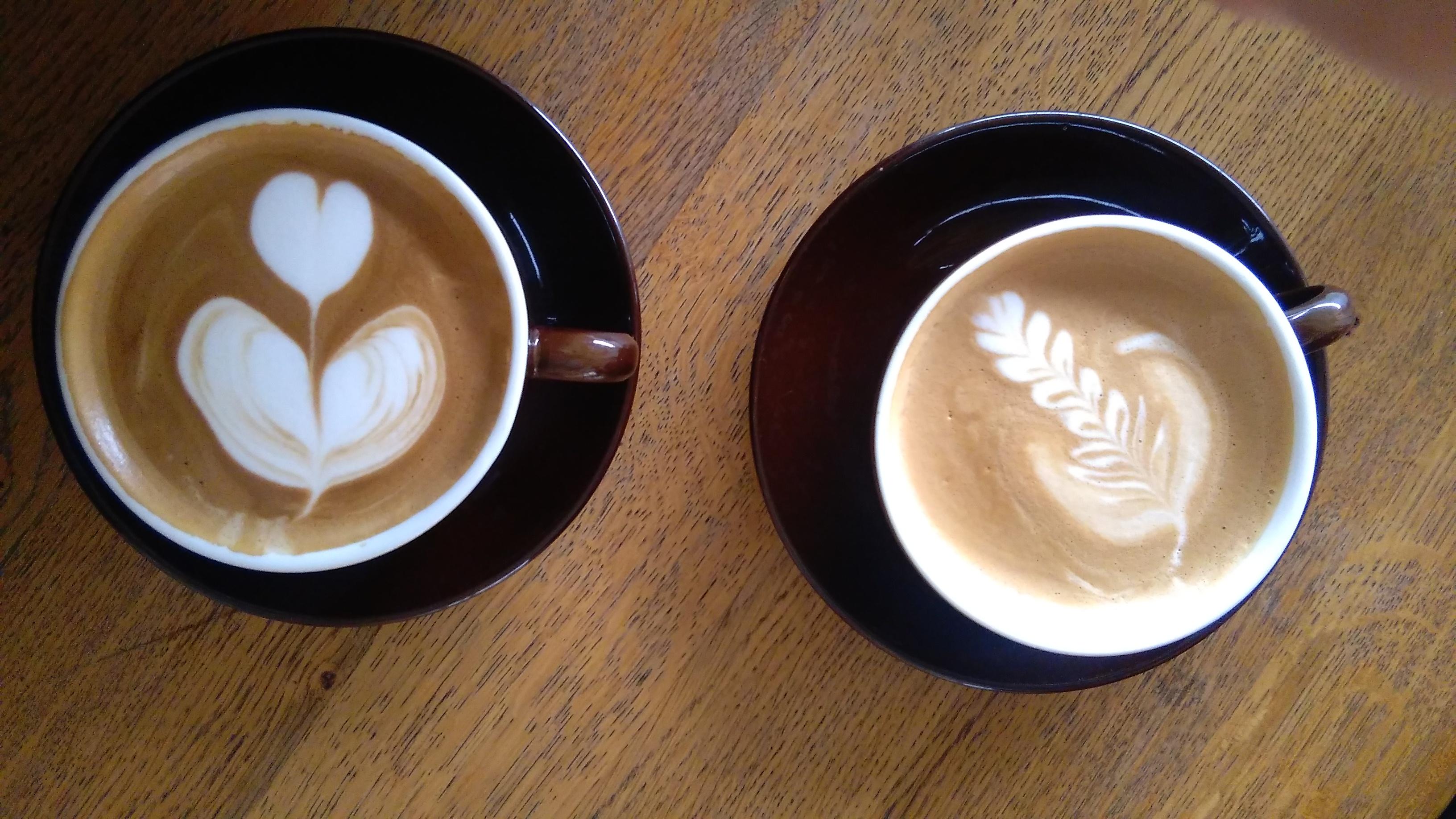 dusseldorf koffiebar museum koffie cappuccino